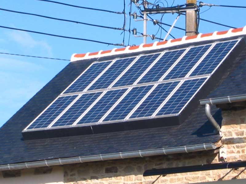 panneaux solaire photovolta que planet eco sun. Black Bedroom Furniture Sets. Home Design Ideas